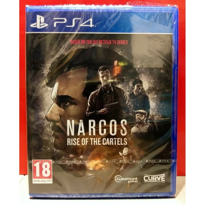NARCOS The Board Game based on the hit NETFLIX series