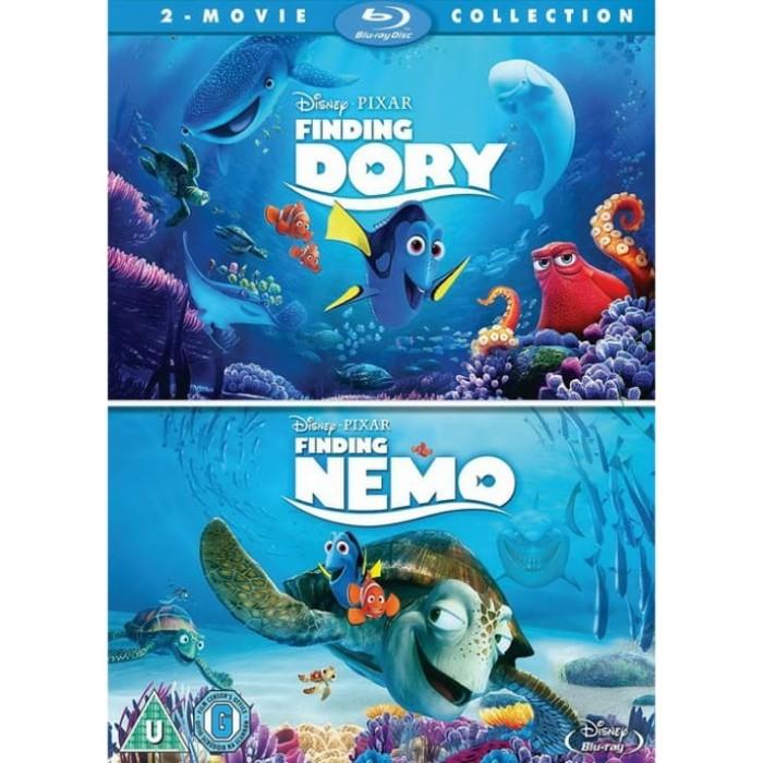 Jual Finding Nemo Finding Dory Dubbing Indonesia Jakarta Barat Anime14dvd Tokopedia