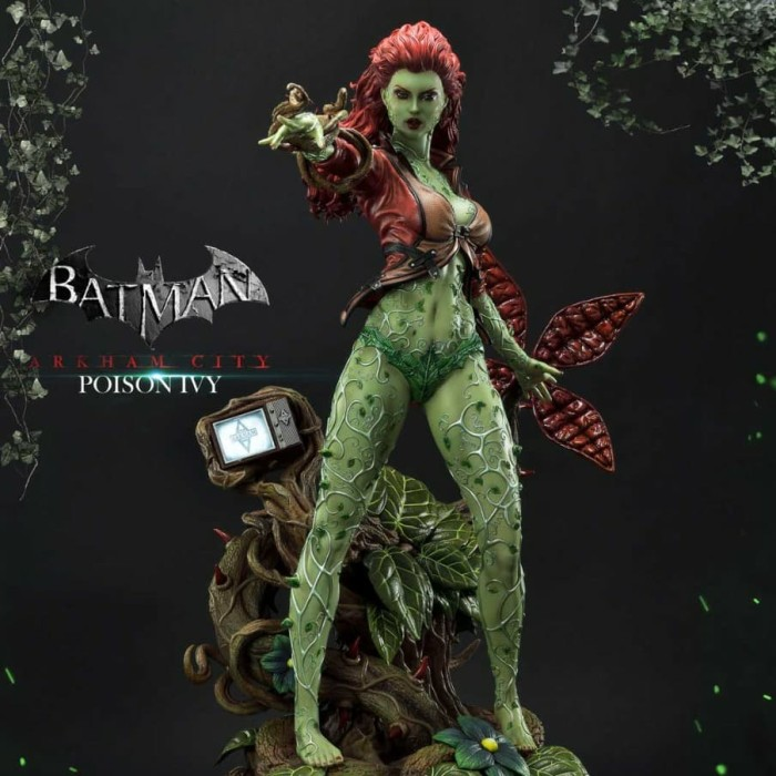 Jual Prime 1 Studio Poison Ivy Batman Arkham City Jakarta Selatan Hobbies Toyz Tokopedia