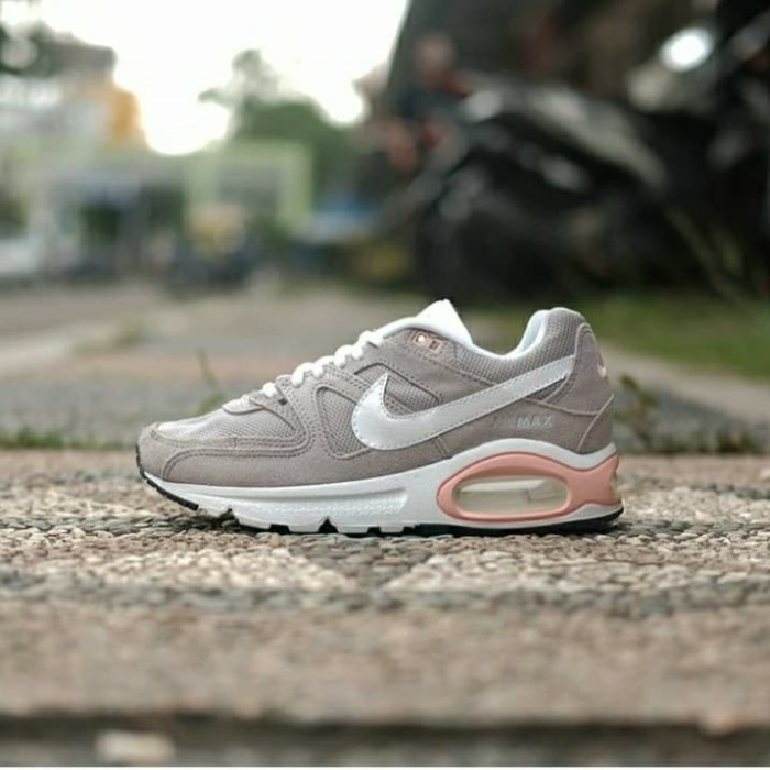 Jual Nike Air Max Command Grey Peach