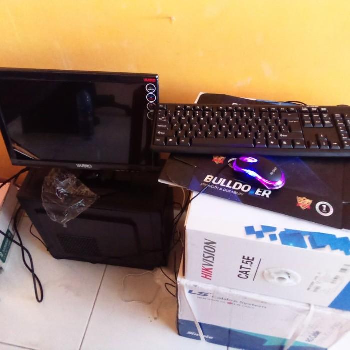 Jual paket lengkap PC KASIR +SOFTWARE - Kab. Kediri