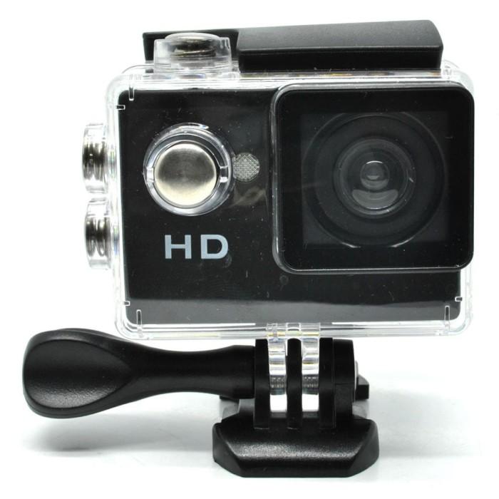 Foto Produk Action Camera A7 Waterproof 1080P Wide Angle Layar LCD YiCam dari ChelOne