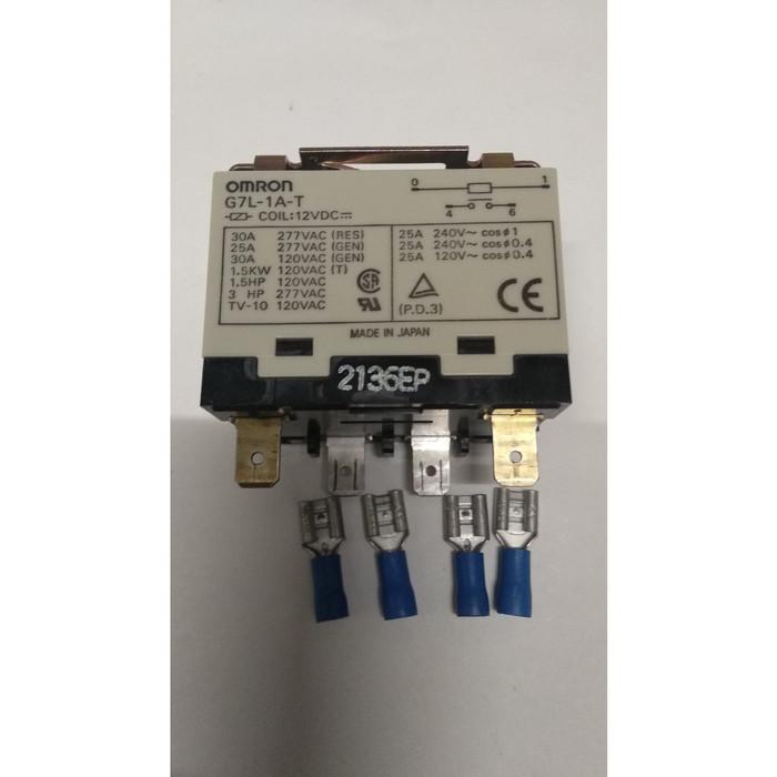 Foto Produk Relay Omron G7L-1A-T 12VDC dari NAYLIL STORE99