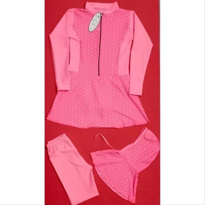 Foto Produk Baju Renang Anak Perempuan -Feb baju renang muslim baju renang anak dari NAYLIL STORE99