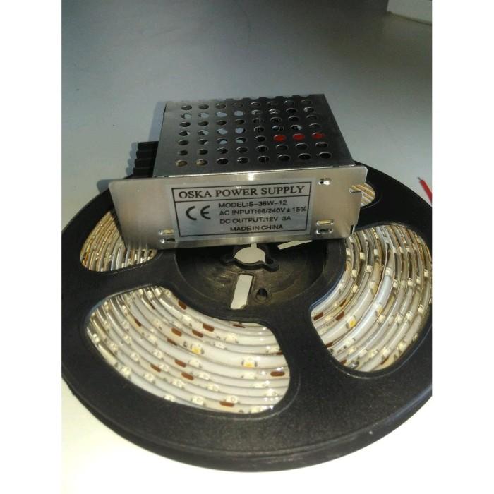 Foto Produk LED strp light 3A plus balast 3 A 12 V dari NAYLIL STORE99