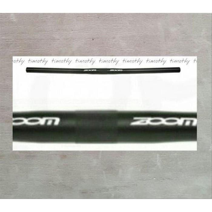 Foto Produk Aksesoris Sepeda - Januari Sepeda flatbar zoom standard hitam dari NAYLIL STORE99
