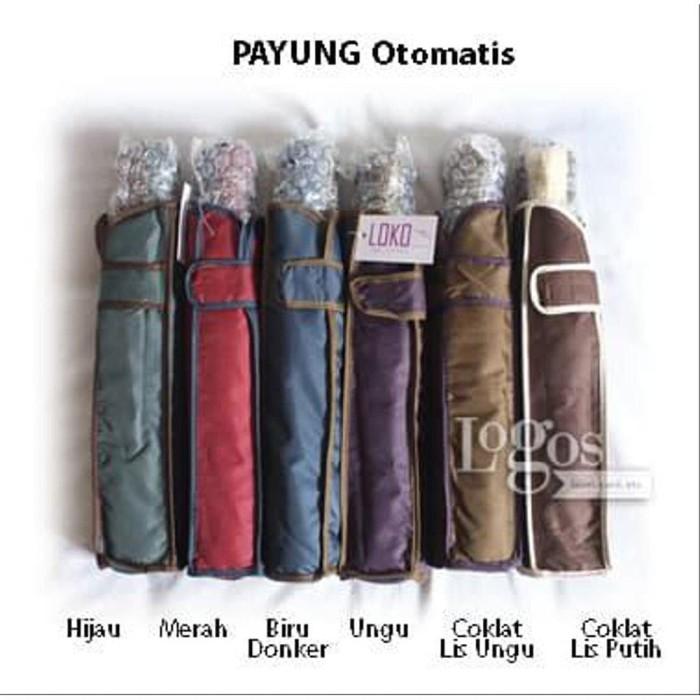Foto Produk Payung -Feb PAKET HEMAT Payung Lipat OTOMATIS SUPER Payung Motif Kota dari NAYLIL STORE99