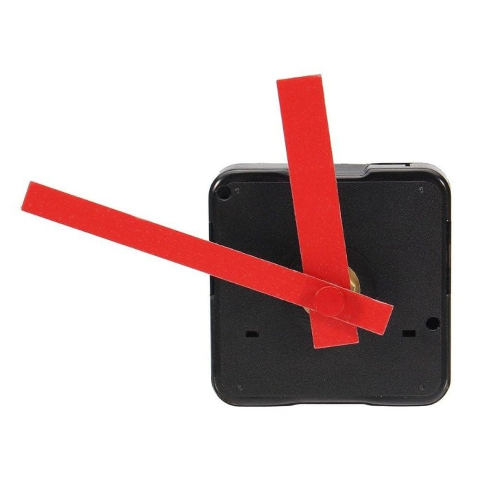 Foto Produk SMH Silent DIY Quartz Clock Movement Mechanism Mute Hands dari NAYLIL STORE99