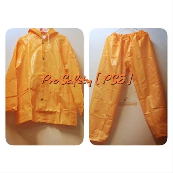 Foto Produk Jas dan Tuxedo Pria -Feb Jas Hujan PVC Polyester resleting warna dari NAYLIL STORE99