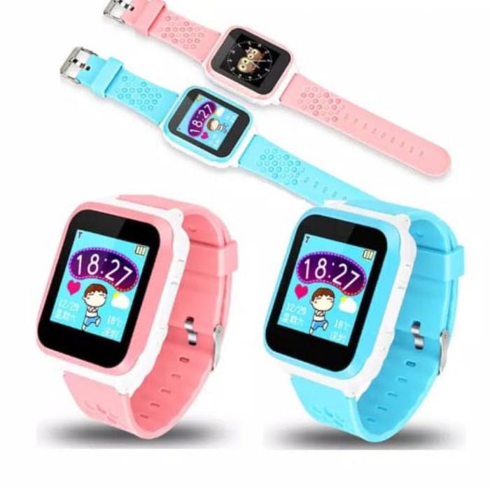 Foto Produk Smartwatch Aimoo Y1 Smart Watch imoo Y1 Jam Phone Q9 imo aimo Kam dari egastore20