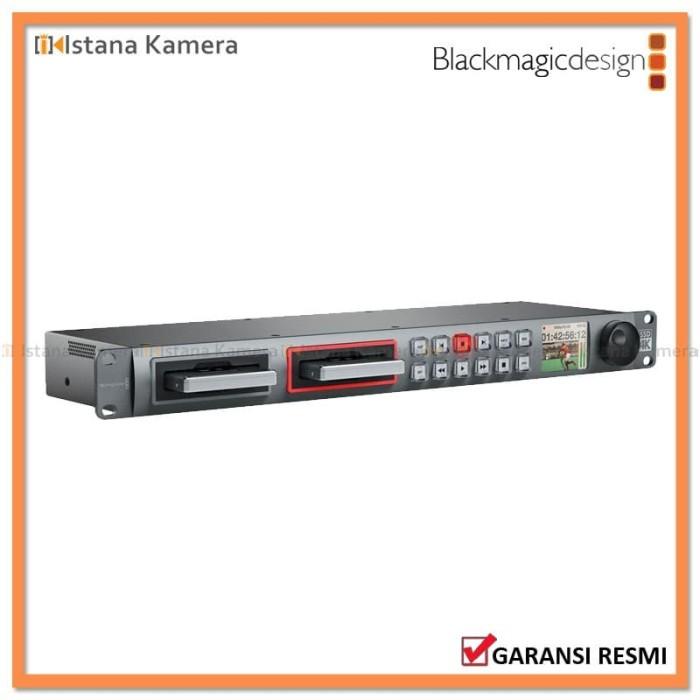 Jual Blackmagic Design Hyperdeck Studio Pro 2 Jakarta Pusat Istana Kamera Official Tokopedia