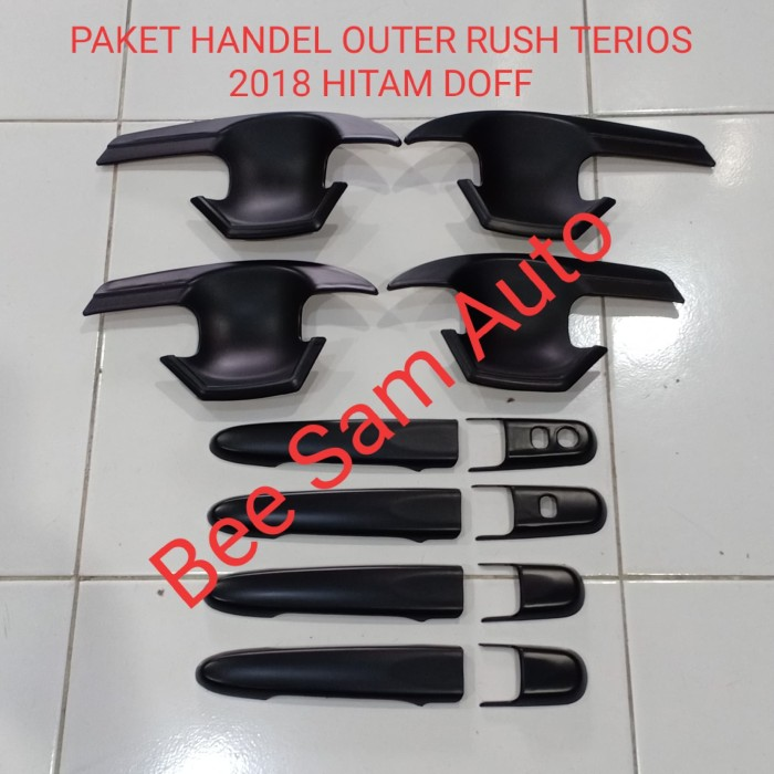 Foto Produk Paket Handel Outer All New Rush-Terios Blacktivo dari Bee Sam auto