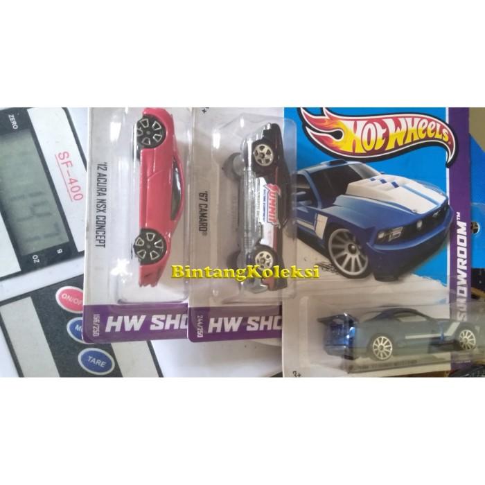 Jual Hotwheels SHOWROOM PAKET