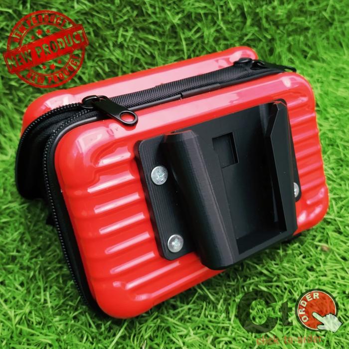 Jual carrier adapter tas front block sepeda - Kota Bandung