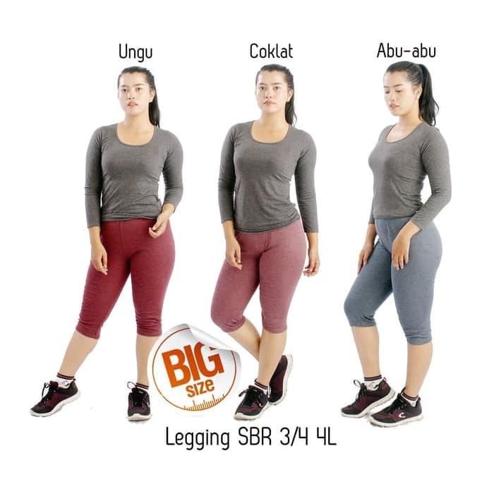 Jual Celana Legging Wanita 3 4 Celana Grosir Kota Blitar Ghea Shoppp Tokopedia