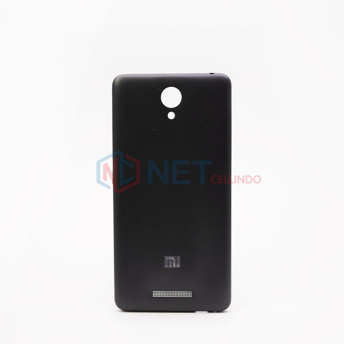 Foto Produk BACK COVER / BACK CASE / BACK DOOR / COVER XIAOMI REDMI NOTE 2 - Hitam dari NET Cellindo