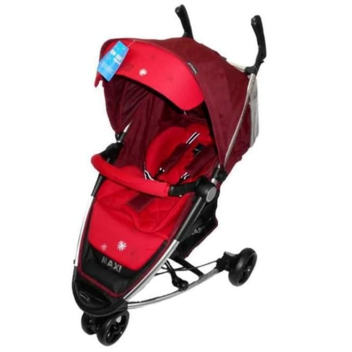 Jual Stroller Baby Elle Maxi S601 - Jakarta Pusat ...