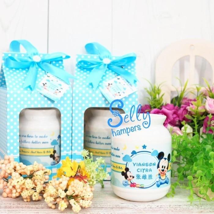Foto Produk Souvenir Untuk Raden/ hampers/mug susu (PESANAN KHUSUS) dari Selly Hampers