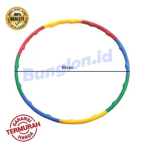 Foto Produk Hulahop/ hula hoop/ hulahup/hula hop, mainan anak TERMURAH dari Bunglon.id
