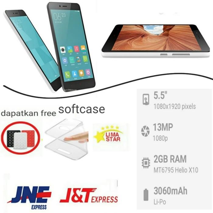 Foto Produk Xiaomi Redmi Note 2 2/16 - Hitam dari LimaStar