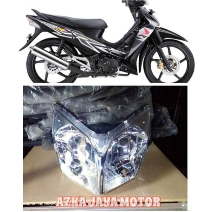 Jual Lampu Depan Reflektor Honda Supra X 125 2007 2013 Kab Bogor Camilan Tokopedia