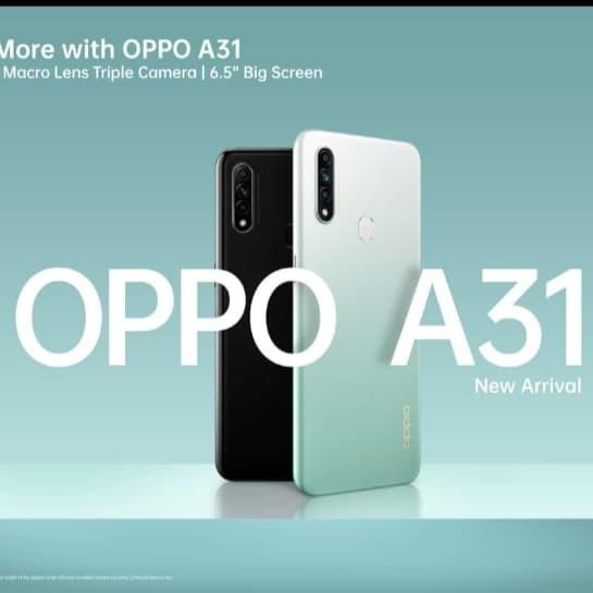 Jual Oppo A31 Ram 4 128 Putih Kab Deli Serdang Mj Store86 Tokopedia