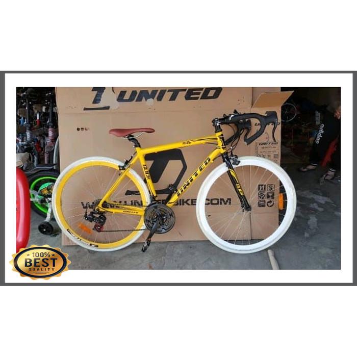 Jual Sepeda Fixie Balap United Slick 71 Modif Stang Balap Frame Alloy Jakarta Timur Langkungry Tokopedia