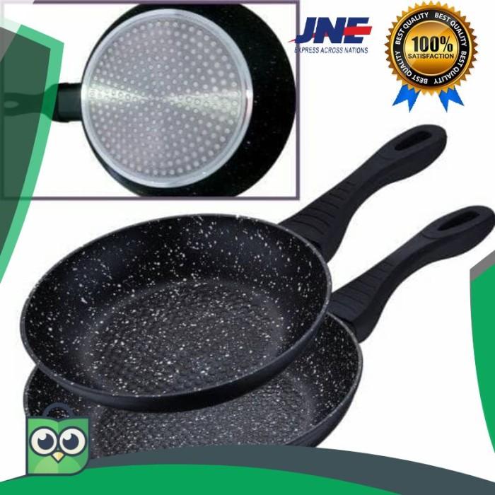 Foto Produk diskon Cyprus Fry Pan Ceramic Induksi 20cm 20 cm Marble Induction dari rumah laris 88