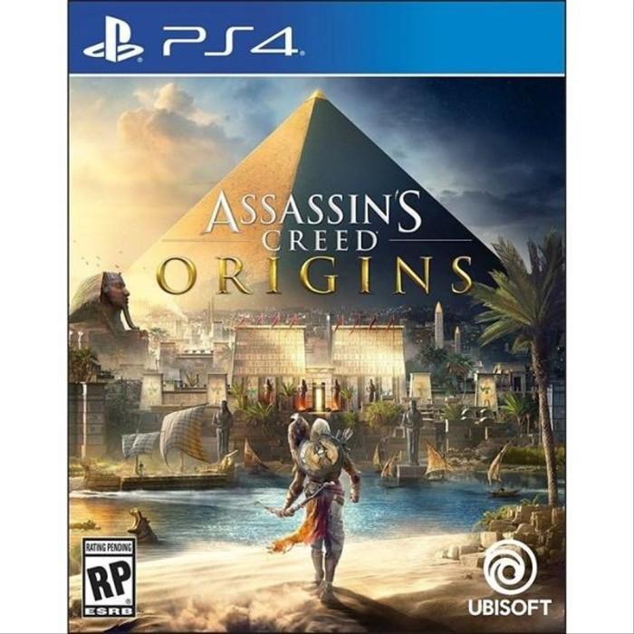 Jual New Bd Ps4 Assassins Creed Origin Jakarta Pusat Afiyyatulshop Tokopedia