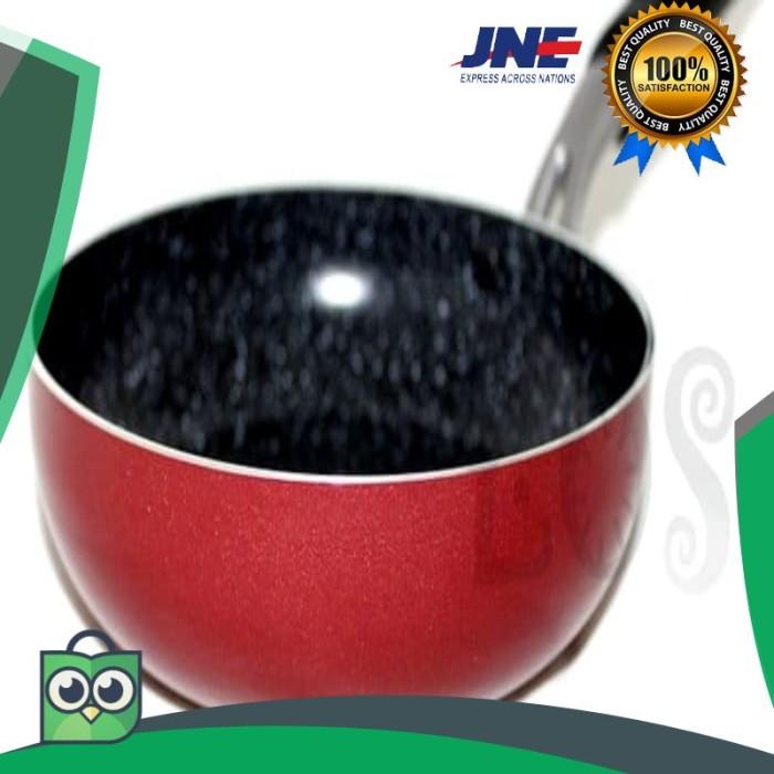 Foto Produk obral Panci Teflon Akebonno Saora Ceramic Fry Pan 24cm (00175.00167) dari rumah laris 88