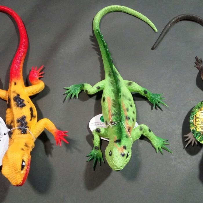 Foto Produk mainan hewan Lizard karet dari MAG TOYS