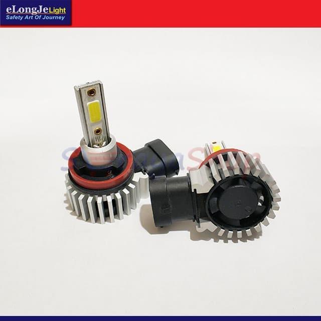 Foto Produk Lampu LED Mini H8 H11 H16 6000K ELJ dari Seraya Shop