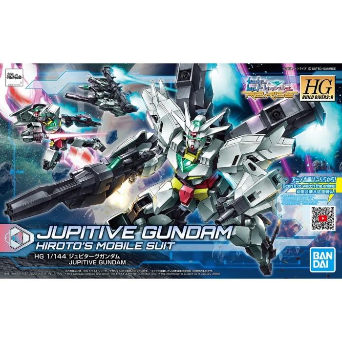 Jual Hg Hgbdr 1 144 Pff X7 J5 Jupitive Gundam Gundam Build Divers Re Rise Jakarta Pusat Moonstershop Tokopedia