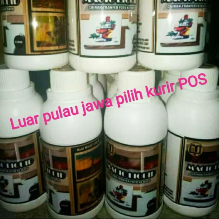 Jual Magic Liquid Isi250ml Cairan Transfer Foto Ke Papan Kayu Df74 Mhs Df74 Kota Blitar Triwhey Shop Tokopedia