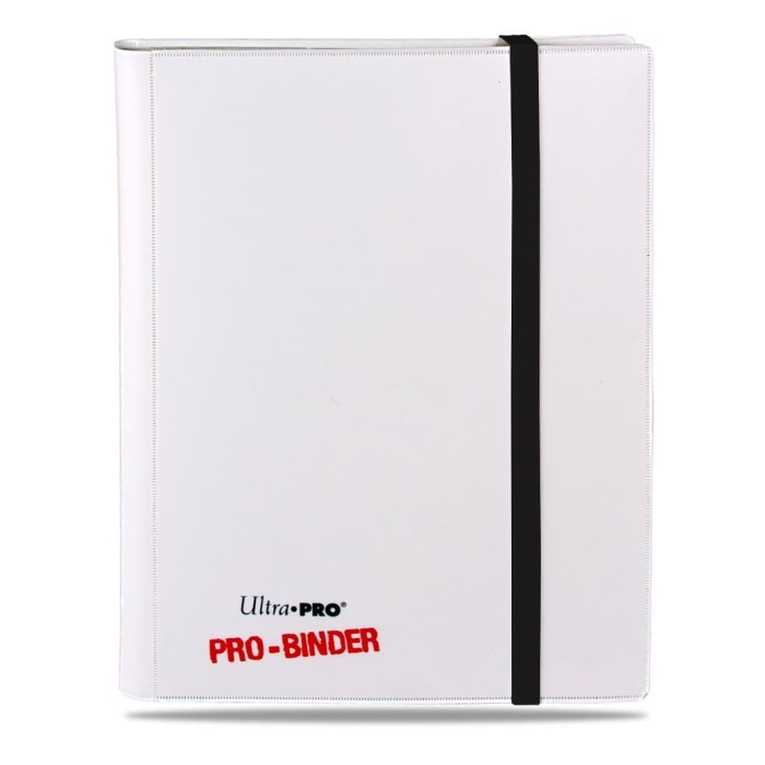 ULTRA BALL holds 90//180 cards with archival-safe page 9-Pocket A-4 Folder