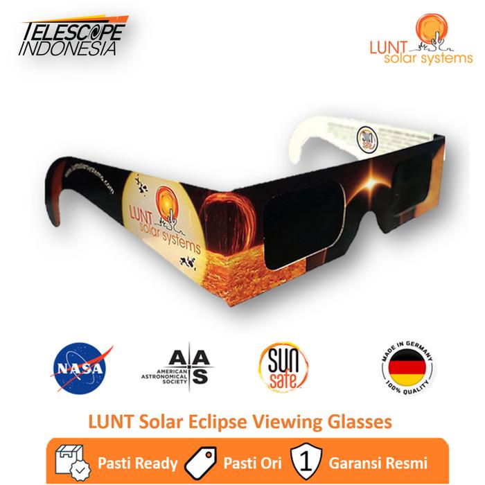 Foto Produk LUNT Solar Eclipse Viewing Glasses dari TelescopeIndonesia