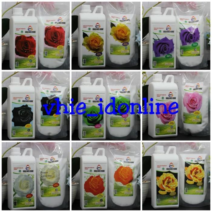 Foto Produk Pelicin Pewangi Mawar Super Laundry by BRM / MSL - JAKARTA BARAT - Merah dari vhie_idonline