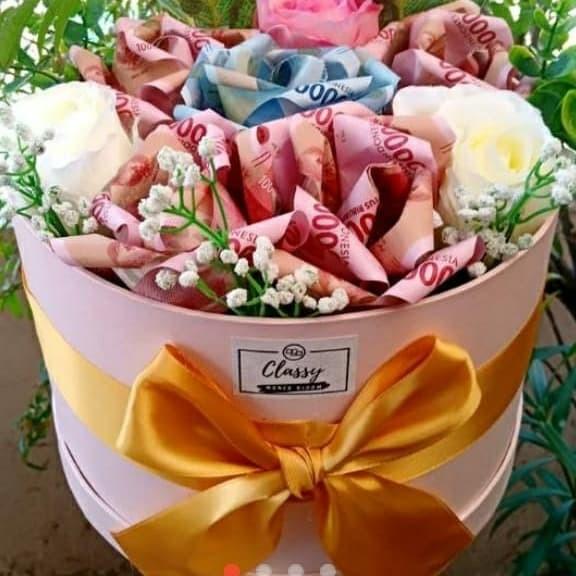 Jual Hadiah Bucket Uang Jakarta Pusat Kiano77shop Tokopedia