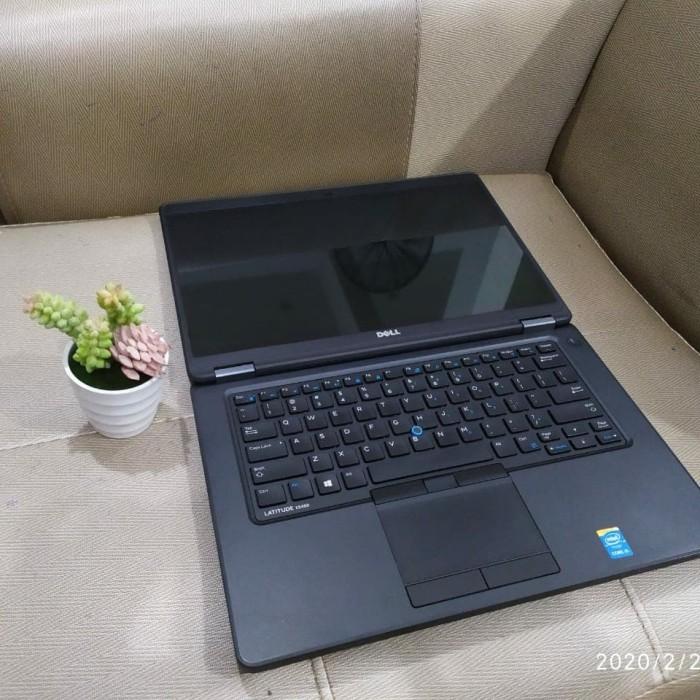 Jual Laptop Dell 5450 I5 Gen 5 Layar Sentuh Kota Batam Rudi Ananda Tokopedia