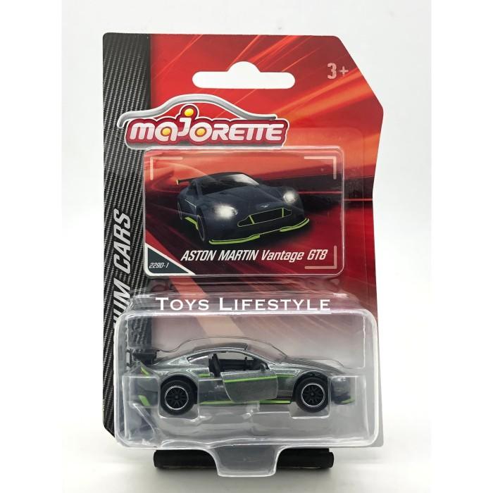 Jual Majorette Diecast Aston Martin Vantage Gt8 Skala 1 64 Jakarta Barat Toys Lifestyle Tokopedia