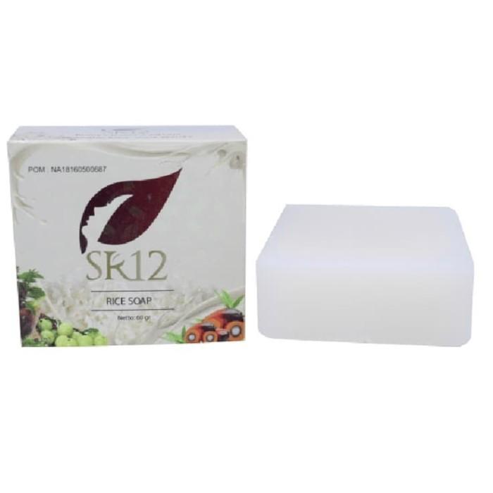 Jual Sr12 Skin Care Rice Soap Sabun Beras Kecantikan 60 Gram Kota Depok Apotek Adda Tokopedia