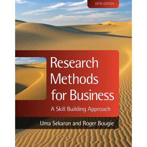 Foto Produk Research Methods for Business: 5th Edition (eBook) dari The Open Book