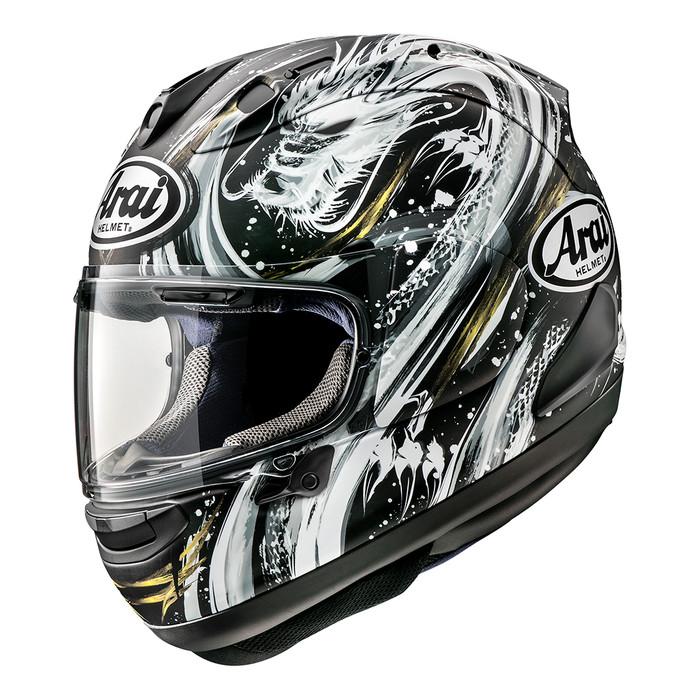 Foto Produk Arai SNI RX7X Kiyonari Helm Full Face - Graphic Black Doff - M dari Arai Indonesia