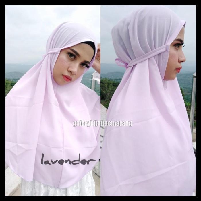 Jual Kode 329 Hijab Bergo Maryam Diamond 1 Kg Muat 12pc Uk 70x80 Diskon Jakarta Pusat Liska Putri Tokopedia