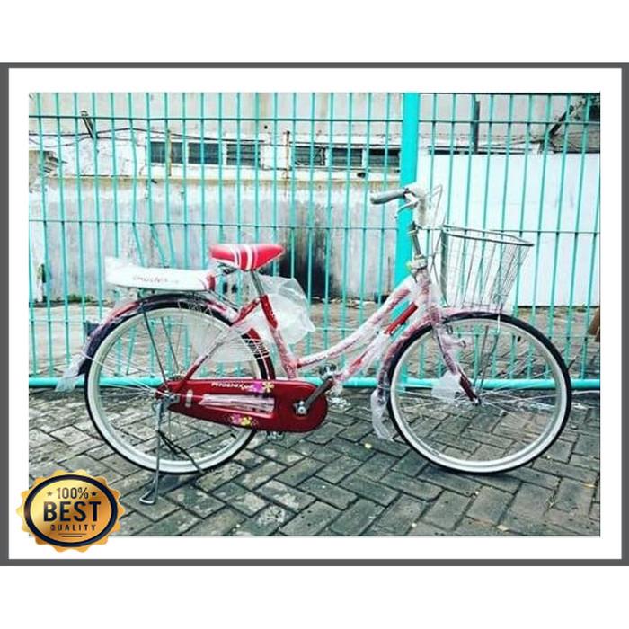 Jual Sepeda Mini Phoenix Star 24 Inchi Bkn Polygon United Federal Murah Jakarta Timur Corrysx Tokopedia