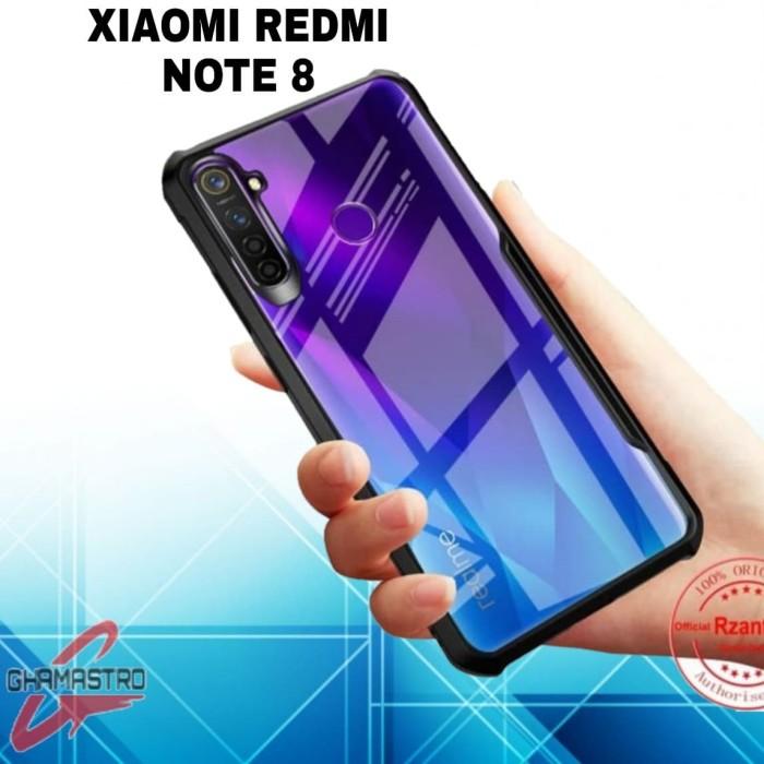 Foto Produk Case Xiaomi Redmi Note 8 iPaky Shield Transparent Premium Softcase dari Ghamastro