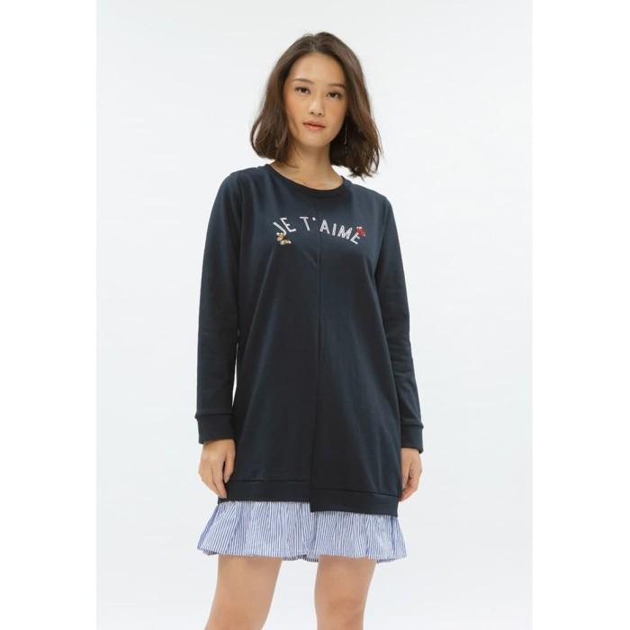 Foto Produk Minimal Emory Asymmetric Dress - S dari minimal