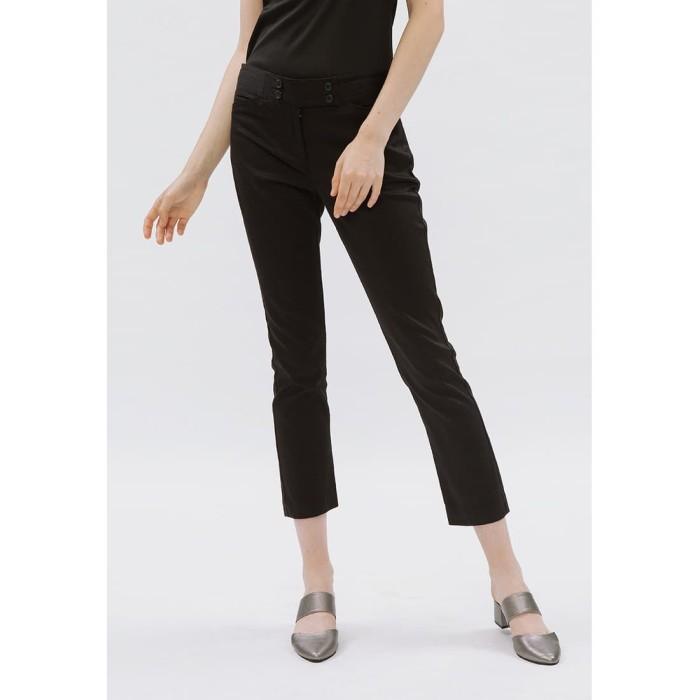 Foto Produk Minimal Basic Black Pants Jet Black - S dari minimal