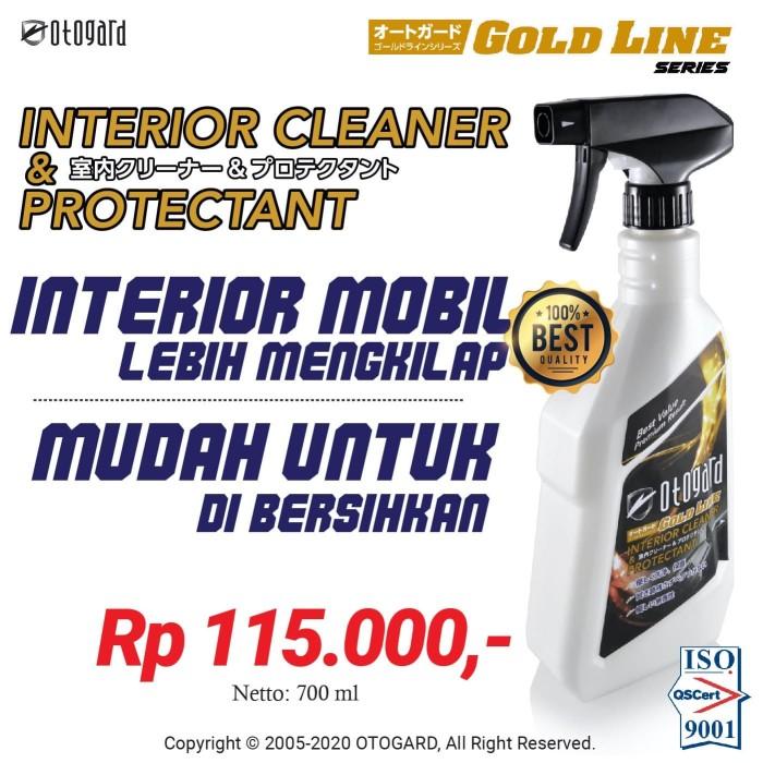 Foto Produk Otogard GOLD LINE Interior Cleaner & Protectant dari OTOGARD Premium Car Care