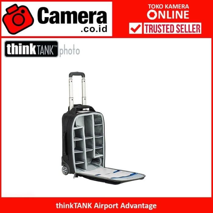 Trolley Think Tank Photo Airport Advantage